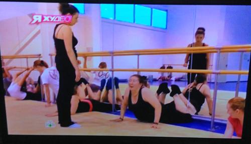 """Почему бы вместо """"гимнастики"""" не взять в руки гантели?"""