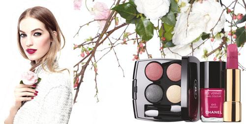 Весенняя Коллекция Chanel 2015