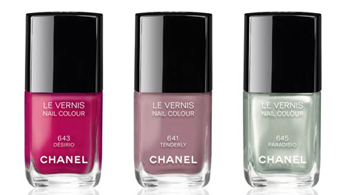 Весенняя Коллекция Chanel 2015 - промо лаков