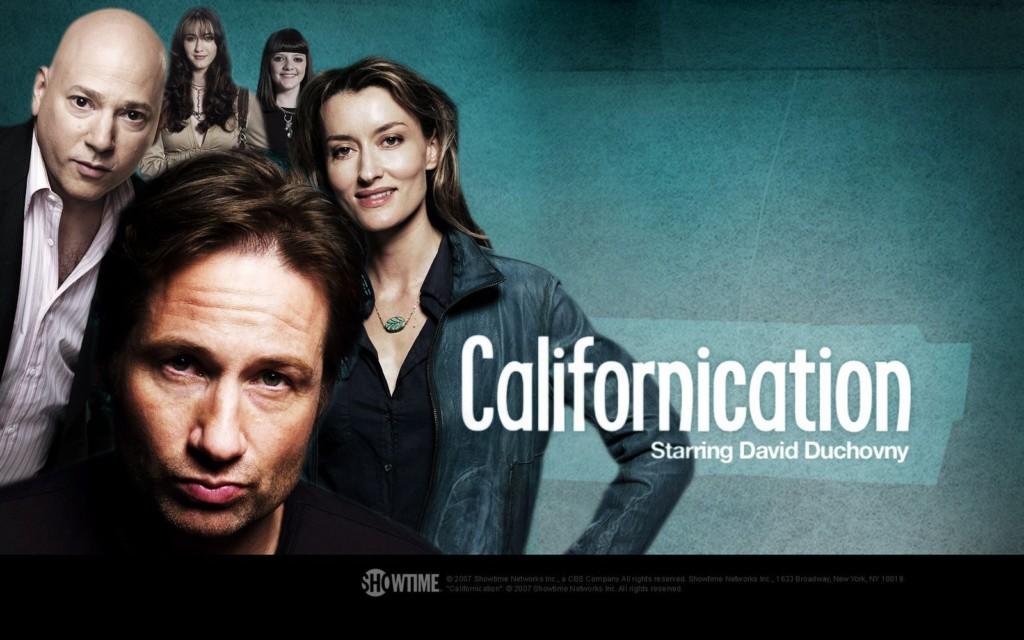 Калифорникейшн сериал