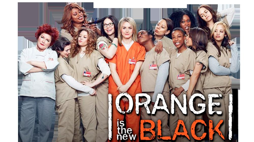 Оранжевый новый черный