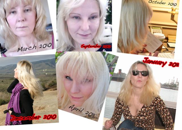 как отрастить волосы