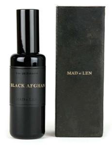 Mad et Len Black Afgan