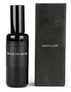 Mad et Len Blue In Musk