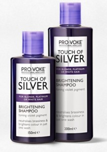 Provoke Touch Of Silver Brightening