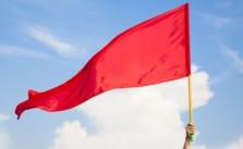 красные флаги в отношениях